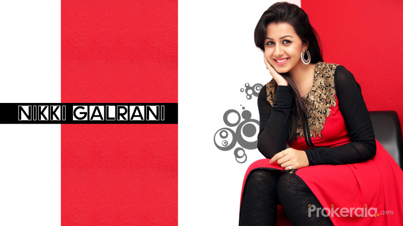 Nikki Galrani Wallpaper #9