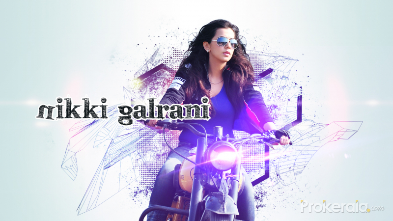 Nikki Galrani Wallpaper #8