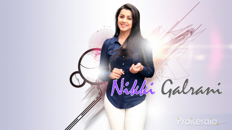 Nikki Galrani Wallpaper #6