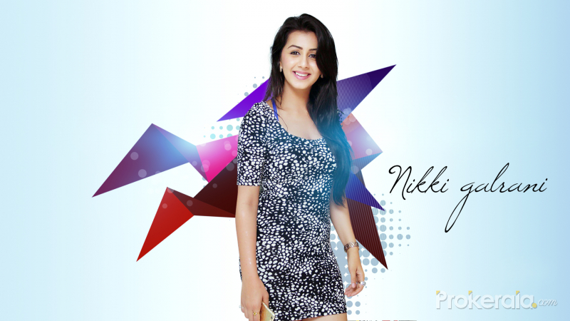 Nikki Galrani Wallpaper #5