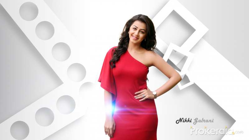 Nikki Galrani Wallpaper #1