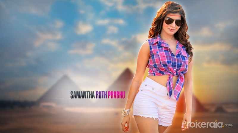 Samantha Ruth Prabhu Wallpaper #12