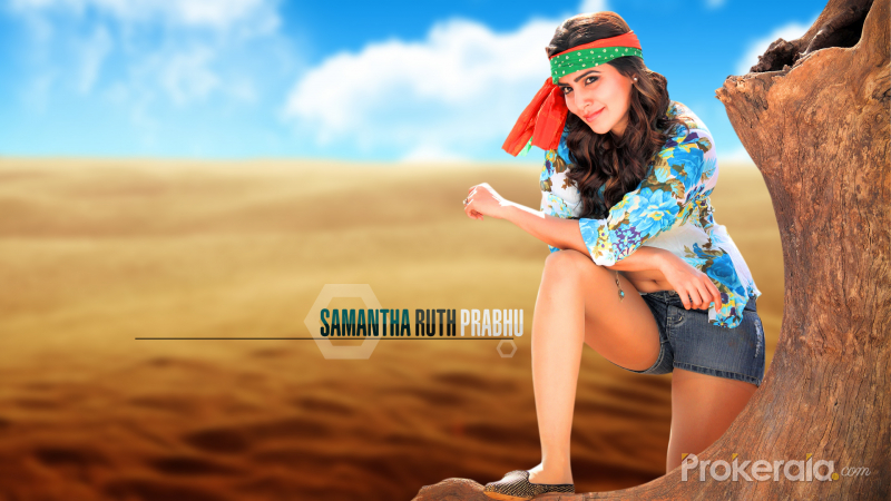 Samantha Ruth Prabhu Wallpaper #11