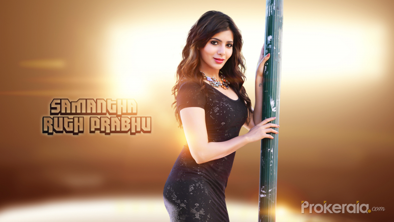 Samantha Ruth Prabhu Wallpaper #5