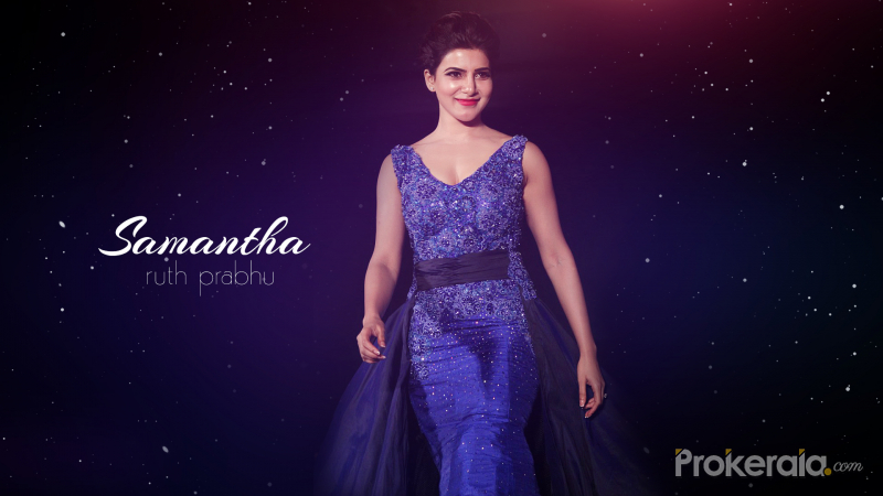 Samantha Ruth Prabhu Wallpaper #4