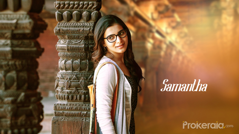 Samantha Ruth Prabhu Wallpaper #3