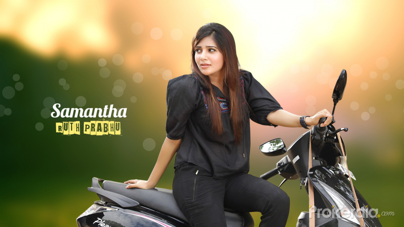Samantha Ruth Prabhu Wallpaper #1