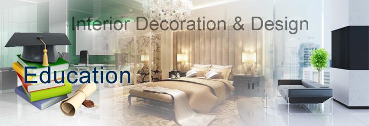 Interior Decoration And Design