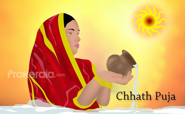 Chhath Puja in 2016 | Surya Shashti Rituals & Celebration