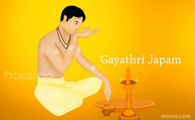 Gayathri Japam