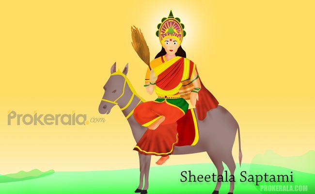 Goddess Sheetala