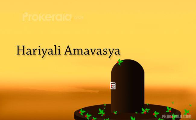Hariyali Amavasya
