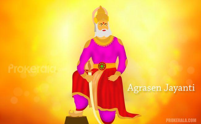 Maharaja Agrasen