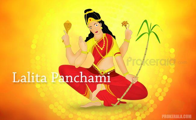 Lalita Panchami