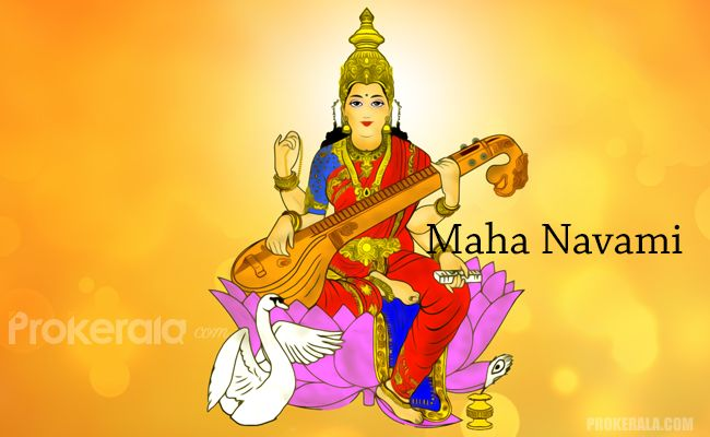 Beautiful Maha Navami Images for Free Download
