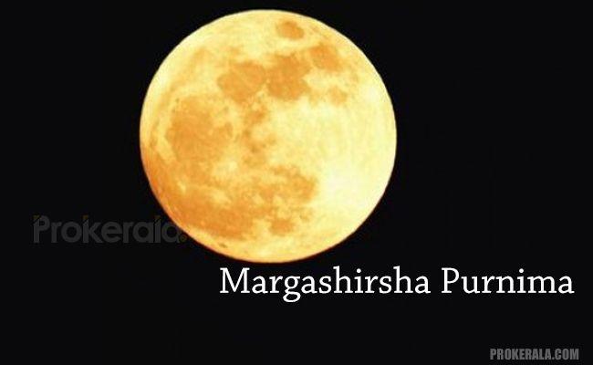 Margashirsha Purnima