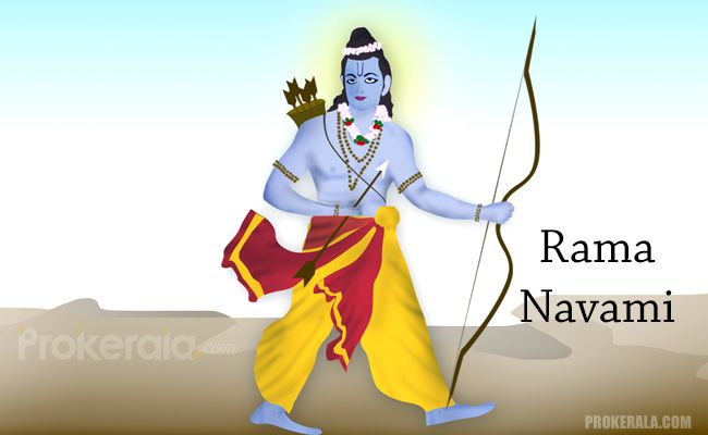 Calendar Ramnavmi : Celebrating ram navami the day lord rama was born