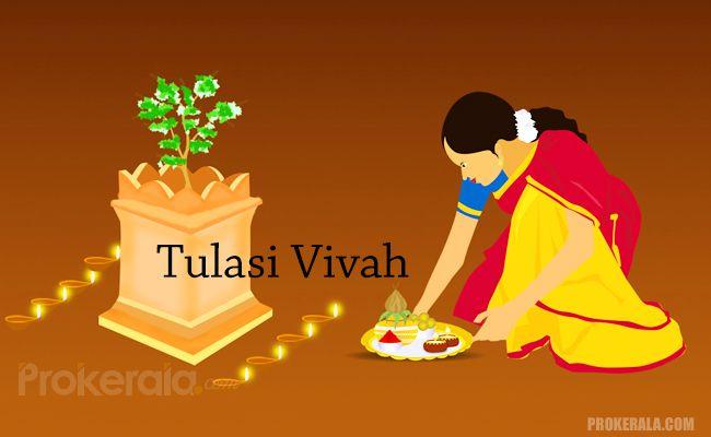 Tulasi Vivah