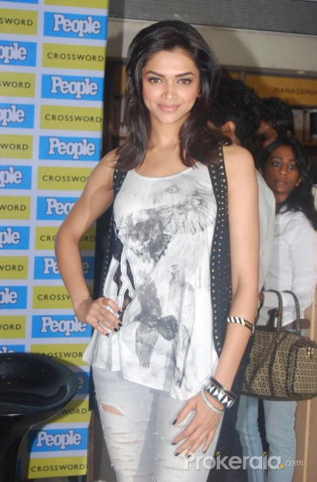 "Deepika Padukone at ""People"" Magazine Launch The Summer ..."