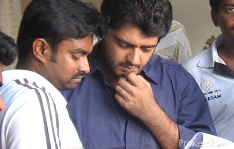 ajith kumar and vijay