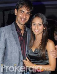 Photos :: Vishal Gandhi and Krystal D'Souza