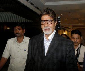 "Amitabh Bachchan at Press Conference of Film ""Rann"" at Taj Lands End, Bandra on 12th January,2010"