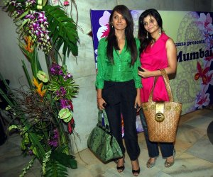 Designer-Honey Lulla at the 'Brides of Mumbai' exhibition held at World Trade Centre, Cuffe Parade on 18.JUN 2010