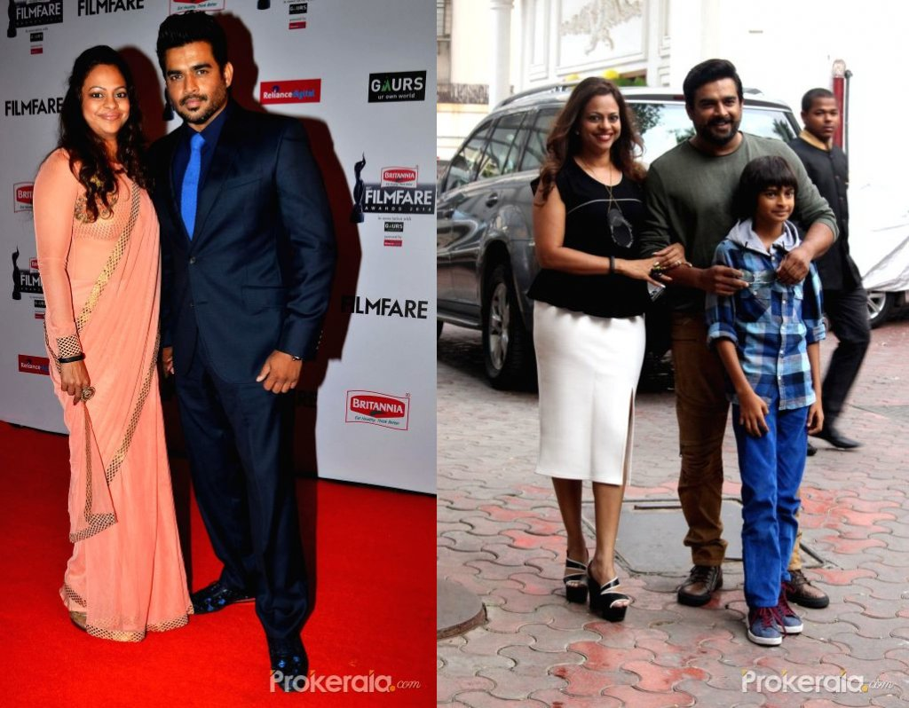 Baby Name: Vedant |Parents: R Madhavan and Sarita