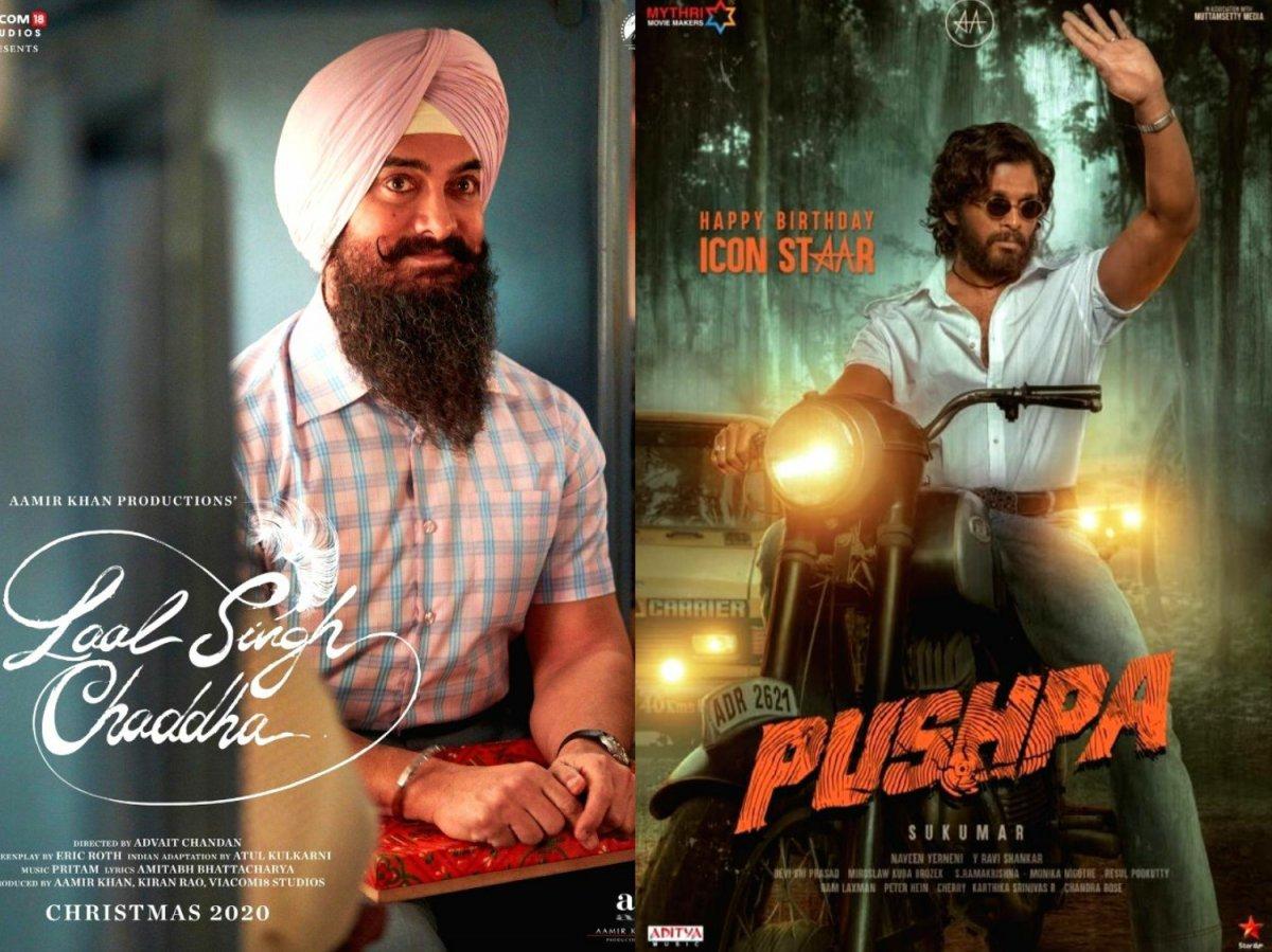 Aamir Khan's Laal Singh Chaddha to clash with Allu Arjun's Pushpa this Christmas