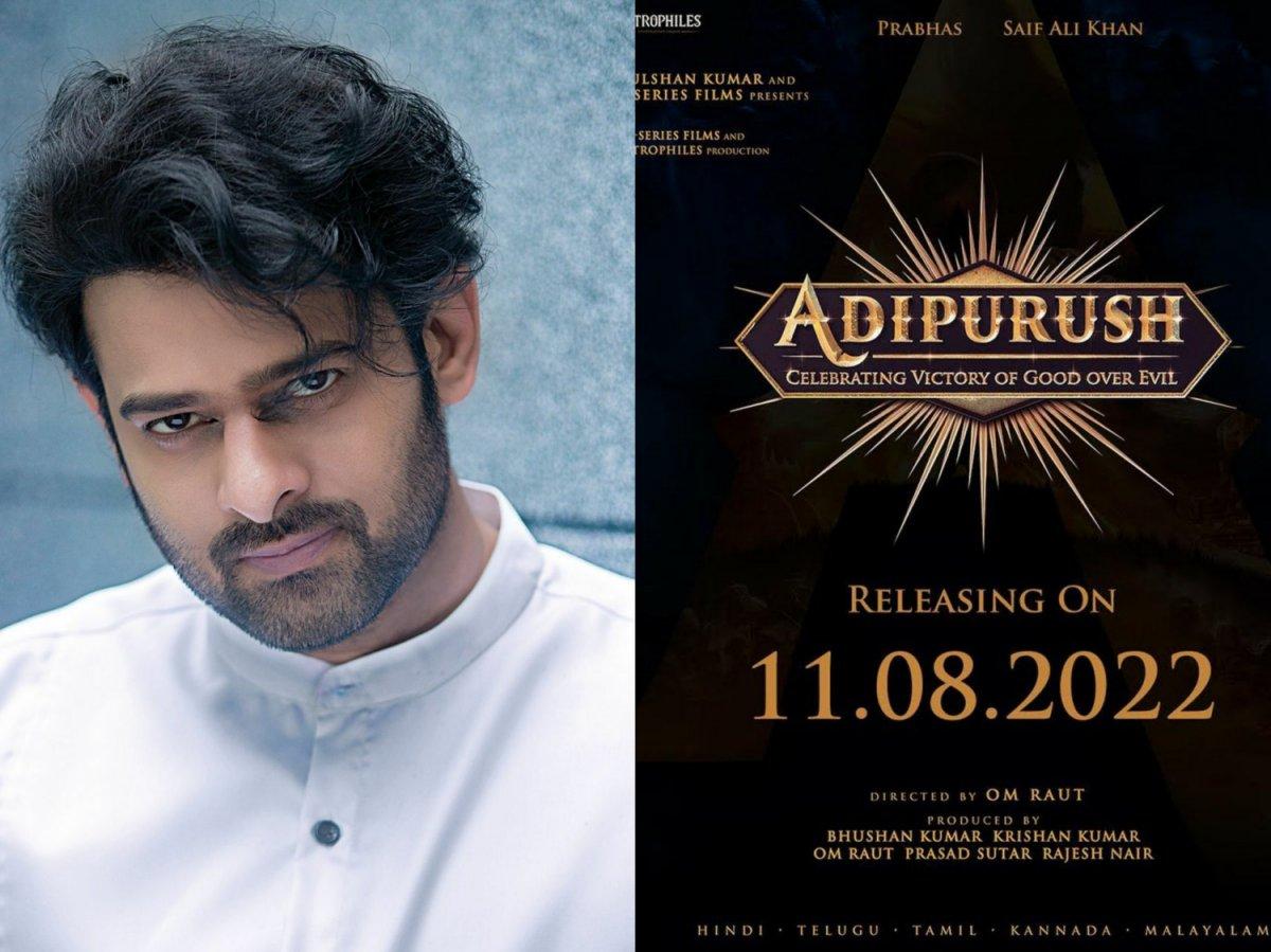 Adipurush gets theatrical release date