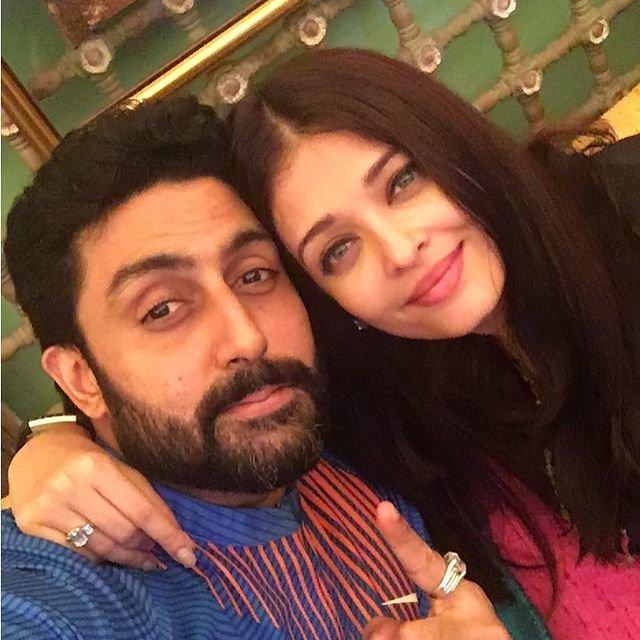 Aishwarya-Abhishek Bachchan's 14th wedding anniversary
