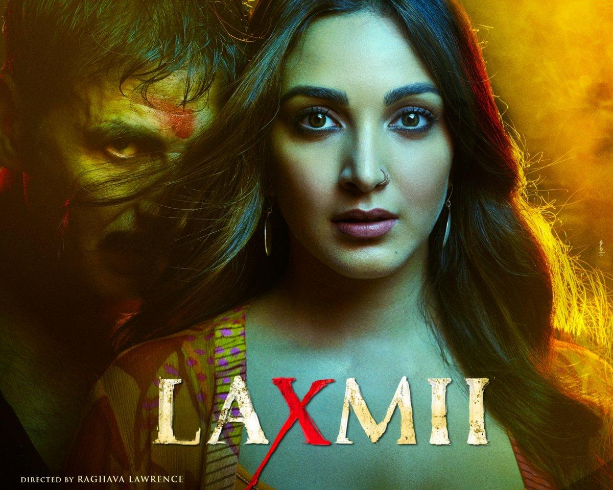 Akshay Kumar and Kiara Advani starrer 'Laxmii'