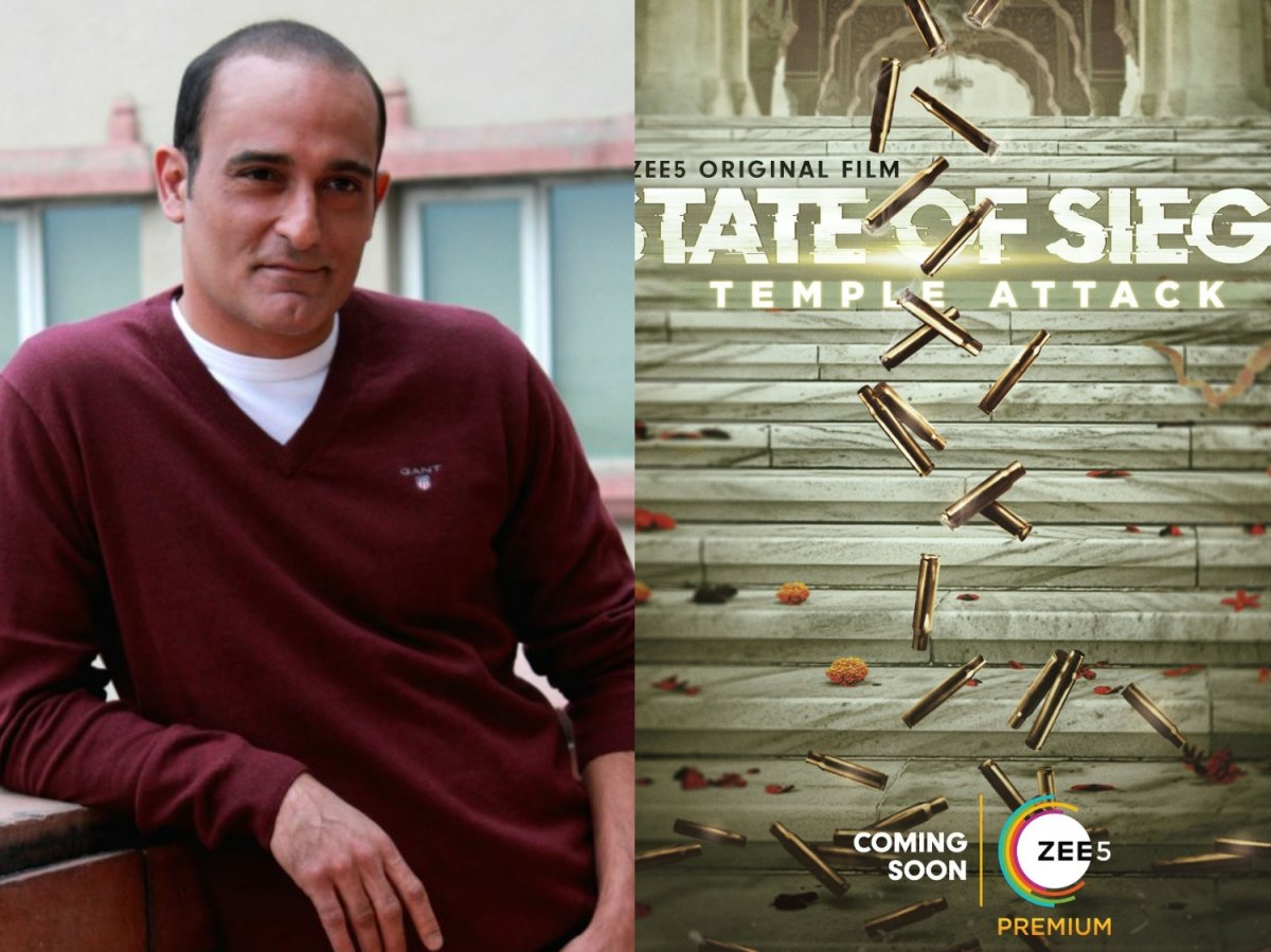 Akshaye Khanna's 'State of Siege :Temple Attack' to release soon on ZEE5