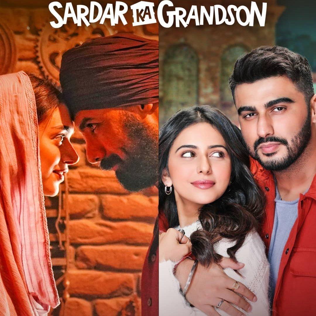 Arjun Kapoor unveils Main Teri Ho Gayi from Sardar Ka Grandson
