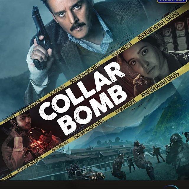 Jimmy Sheirgill-starrer crime thriller Collar Bomb to release on Disney+ Hotstar on July 9