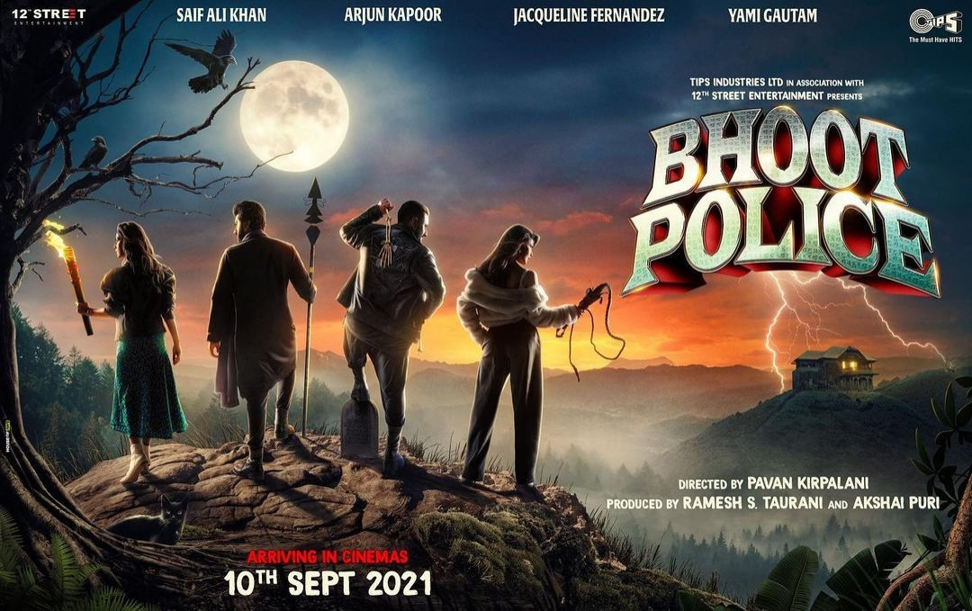 Bhoot Police gets a release date