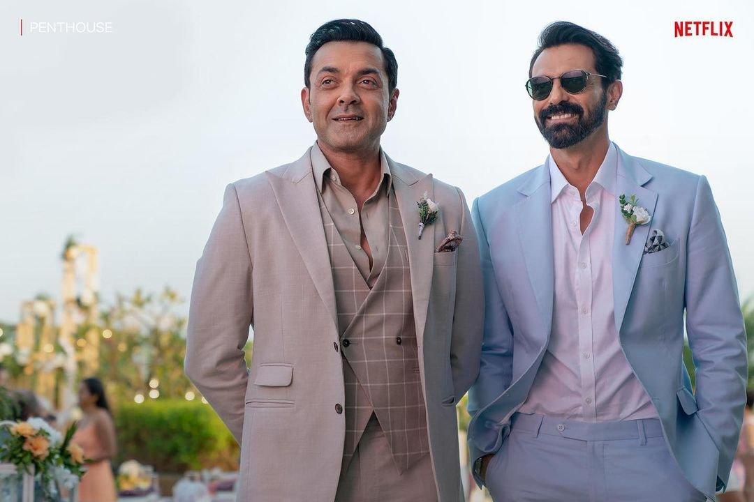 Bobby Deol, Arjun Rampal starrer 'Penthouse' to stream on Netflix soon