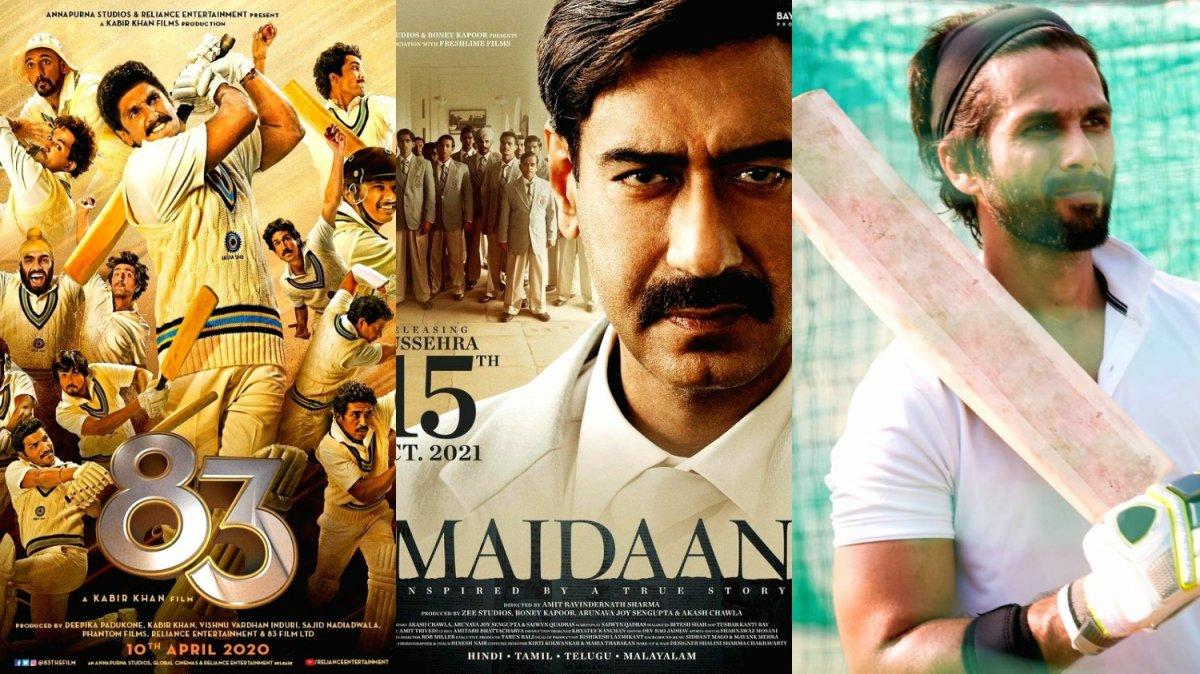 Bollywood sports drama in 2021