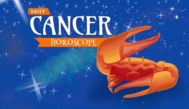 Daily cancer horoscope