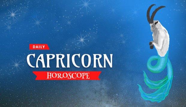 Daily Capricorn Horoscope
