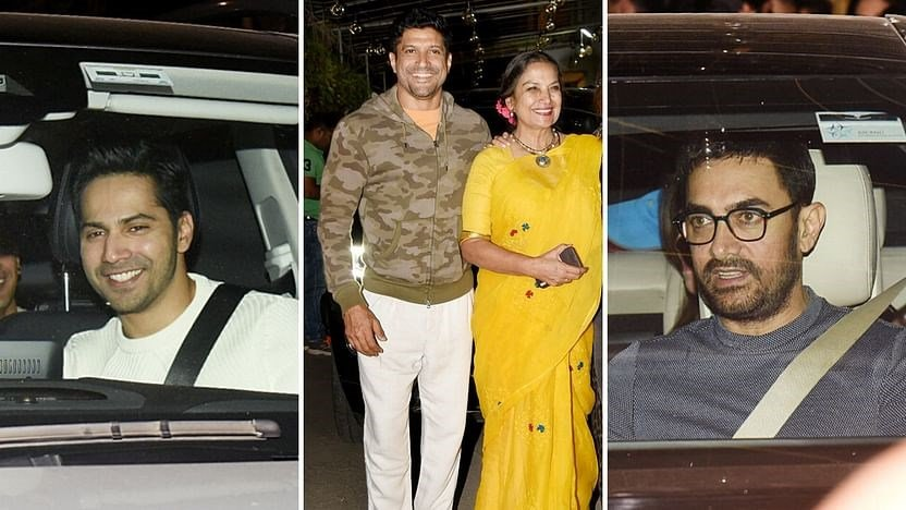 Celebs attend special screening of Baba Azmi's 'Mee Raqsam'