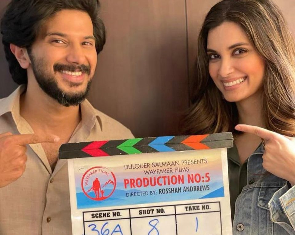 Diana Penty makes her Malayalam debut with Dulquer Salmaan's next