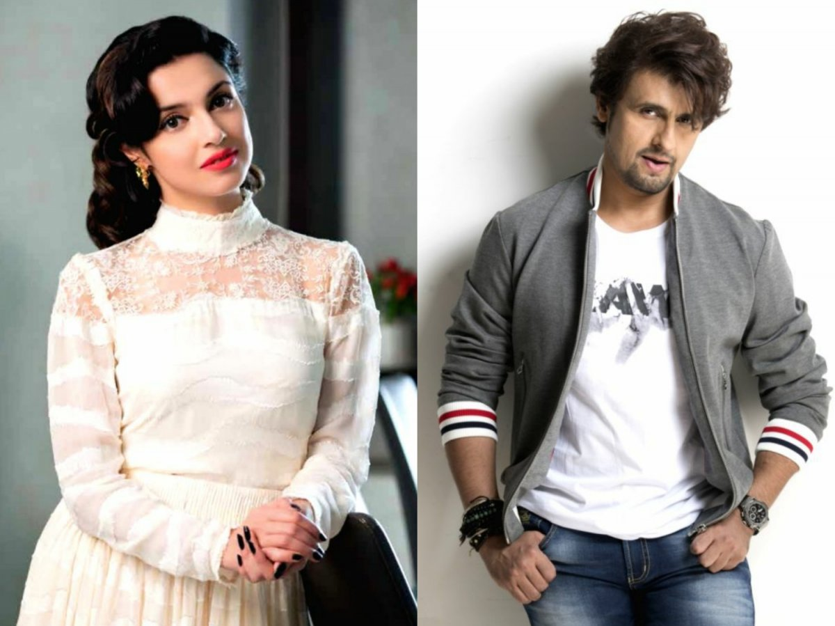 Divya Khosla Kumar Hits Back At Sonu Nigam