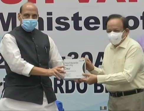 DRDO's anti-Covid drug 2-DG launched