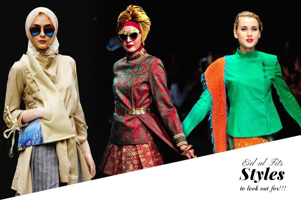 Eid fashion styles