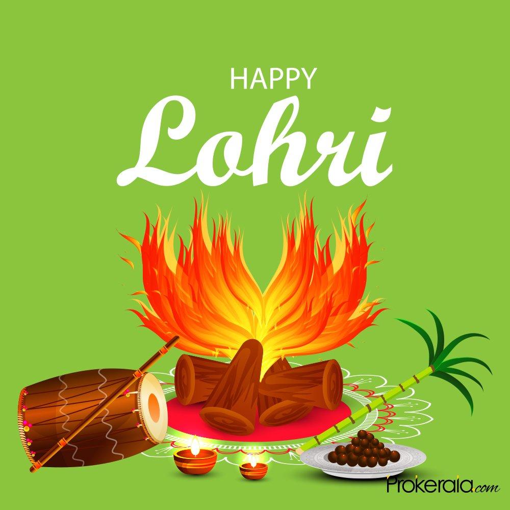 Happy Lohri 2020 wishes