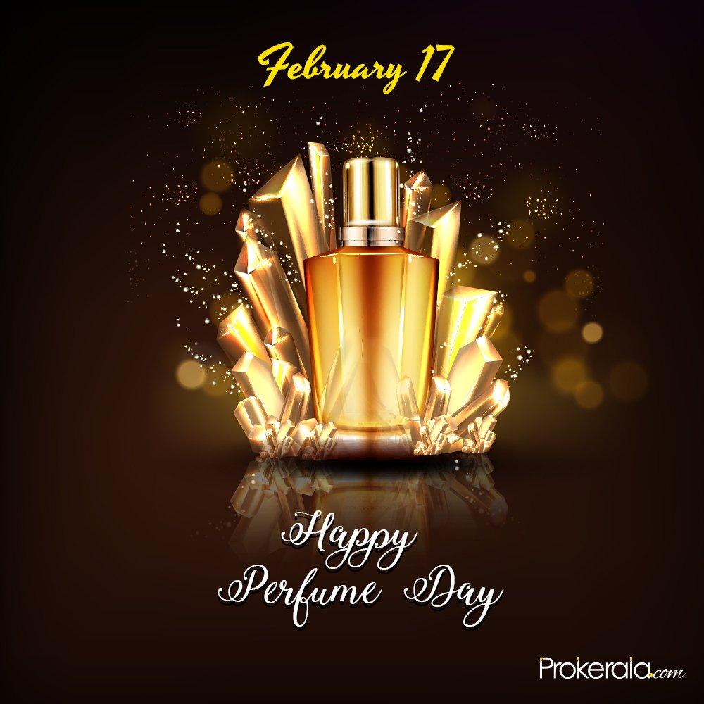 Happy Perfume Day 2020