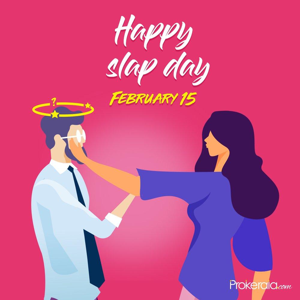 Happy Slap Day 2020