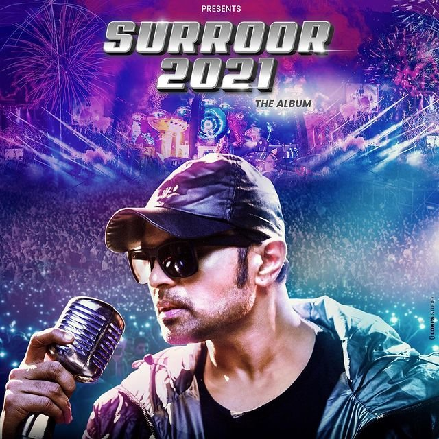 Himesh Reshammiya's 'Surroor 2021' title track to release on this date