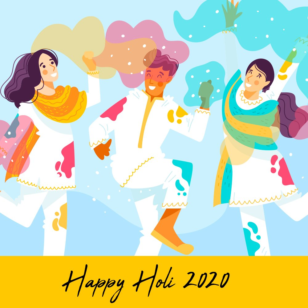 Holi 2020 Date and Timings